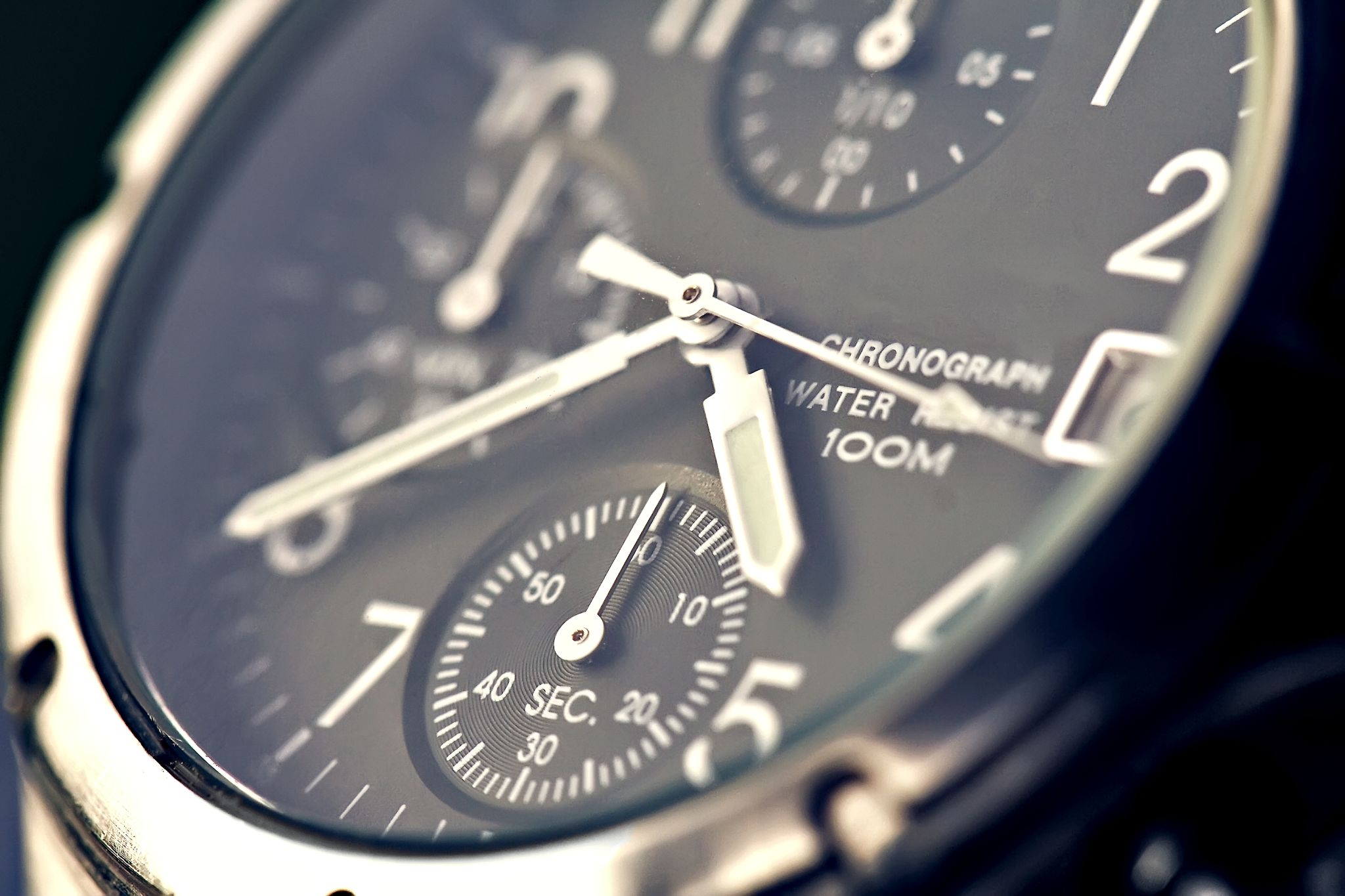 A luxury watch, an item that you can buy and sell at a pawn shop near you such as West Covina Pawn & Loans.